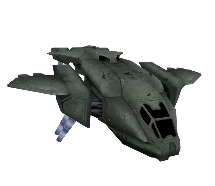 PC / Computer - Halo: Combat Evolved - Pelican - The Models