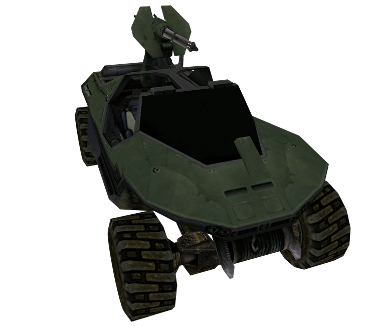PC / Computer - Halo: Combat Evolved - Warthog - The Models