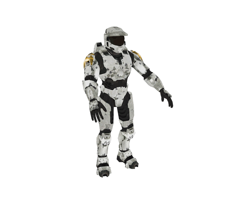 Xbox - Halo 2 - Master Chief - The Models Resource