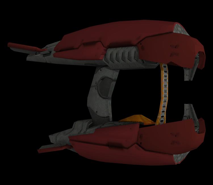 Xbox 360 - Halo 3: ODST - Brute Plasma Rifle - The Models