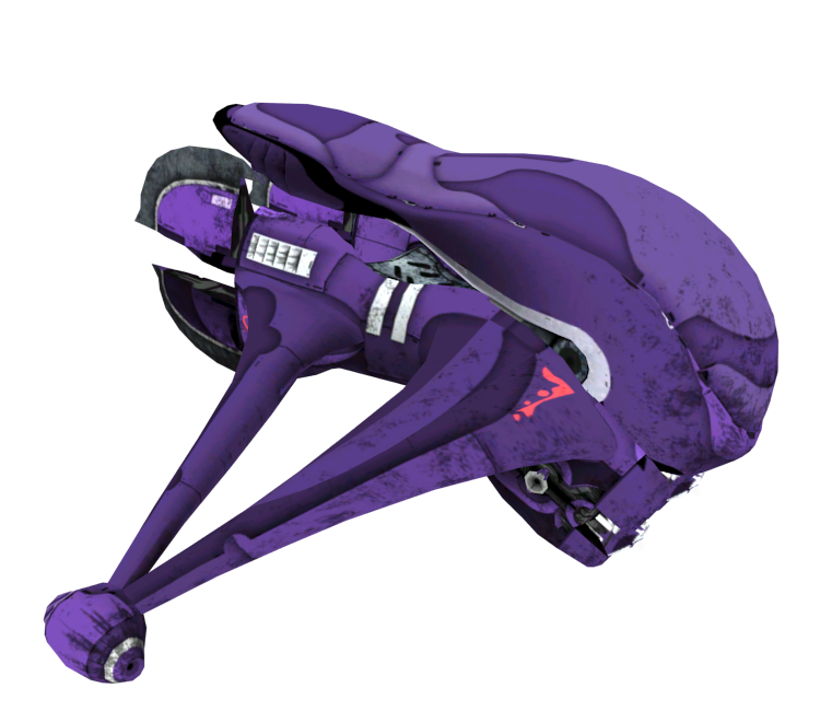 Xbox 360 - Halo 3 - Banshee - The Models Resource