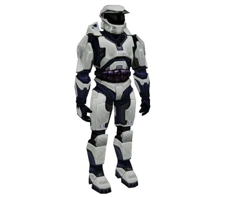PC / Computer - Halo: Combat Evolved - Master Chief - The Models