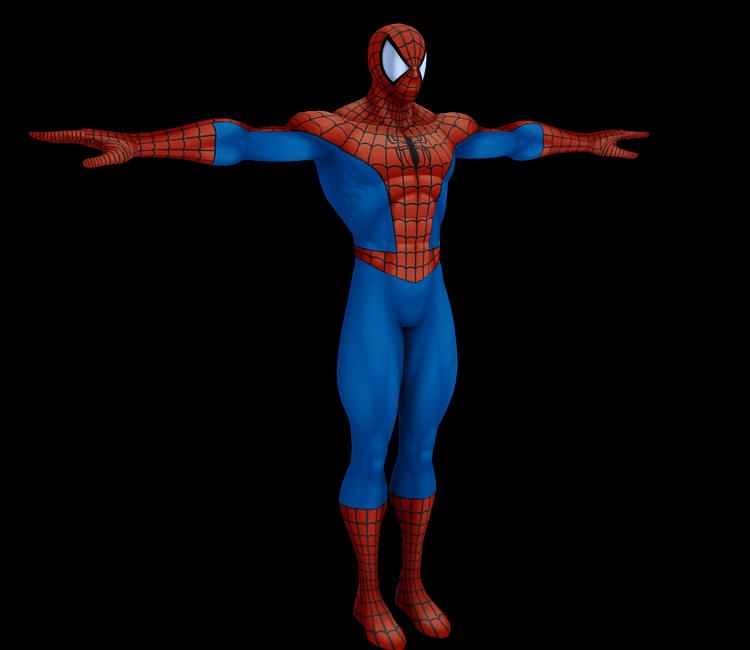 xbox 360 marvel vs capcom 3 spider man the models resource. Black Bedroom Furniture Sets. Home Design Ideas