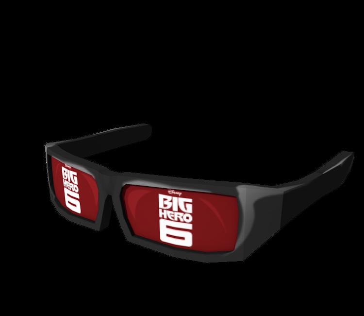 Pc Computer Roblox Big Hero 6 Sunglasses The Models Resource