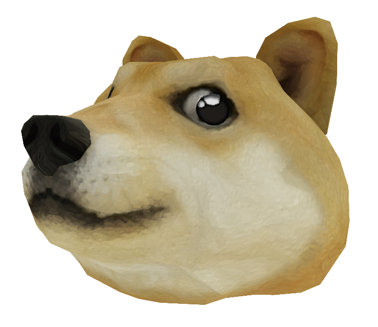PC / Computer - Roblox - Doge - The Models Resource