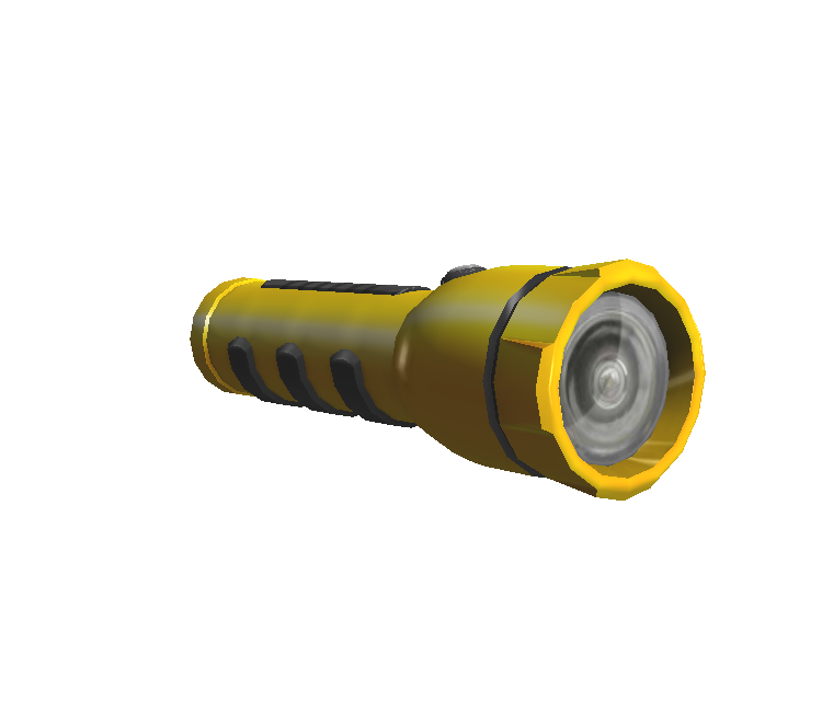 PC / Computer - Roblox - Flashlight - The Models Resource