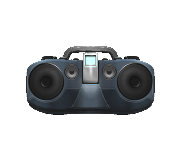 PC / Computer - Roblox - Boombox Gear 3.0 - The Models ...