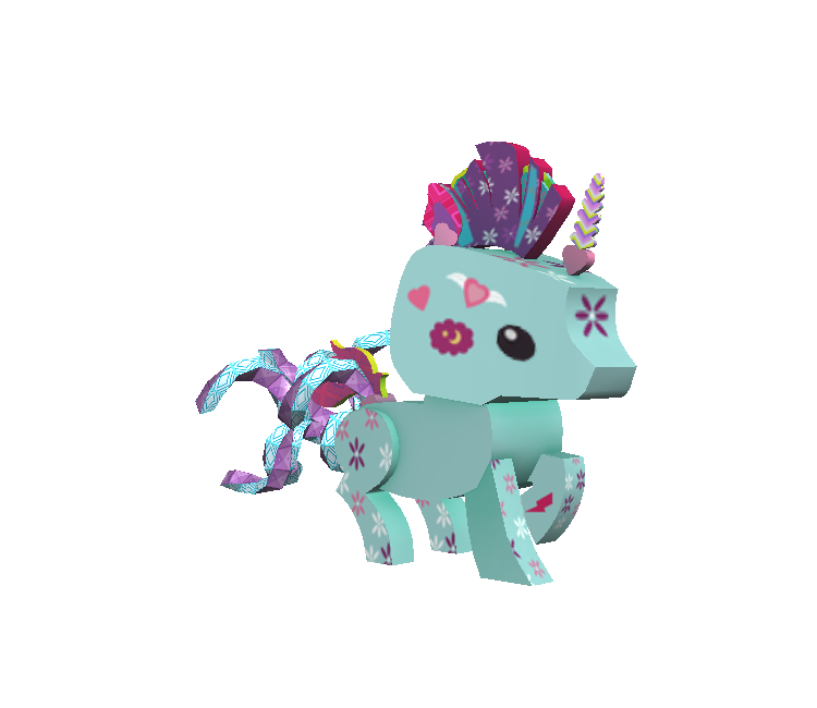 Pc Computer Roblox Amigami Unicorn The Models Resource