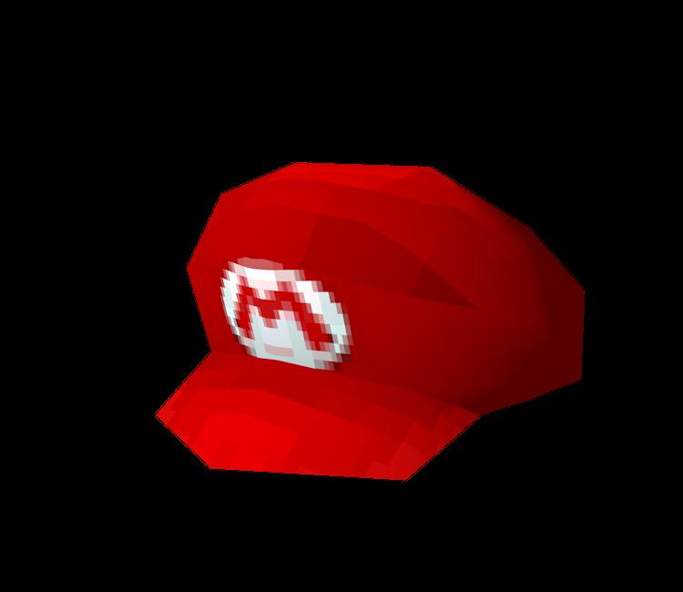 DS / DSi - Super Mario 64 DS - Mario's Hat - The Models ...