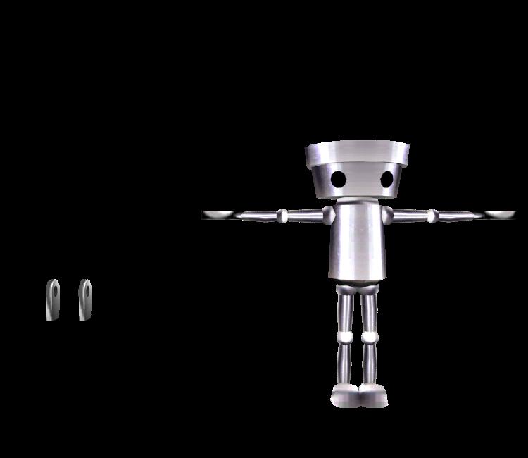 3DS - Chibi-Robo! Zip Lash - Chibi-Robo - The Models Resource