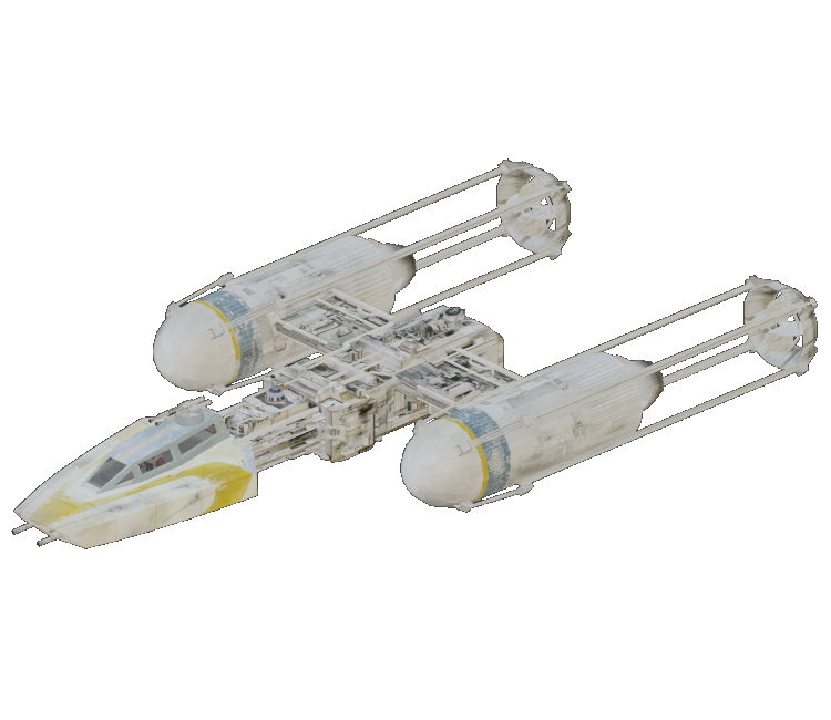 Y Wing Png GameCube - Star Wars: ...