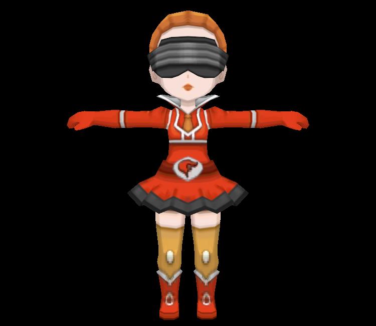 3ds - pokémon x / y - aliana - the models resource