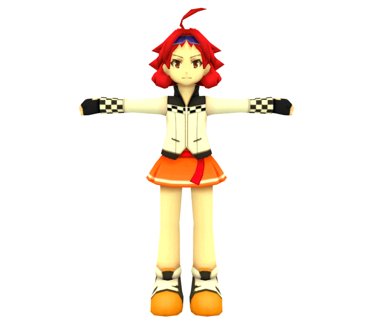 3ds Fossil Fighters Frontier Dahlia The Models Resource