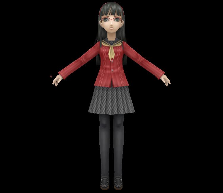 PlayStation Vita - Persona 4 Golden - Yukiko Amagi - The