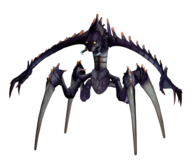Pc Computer Xcom Enemy Unknown Chryssalid The Models Resource