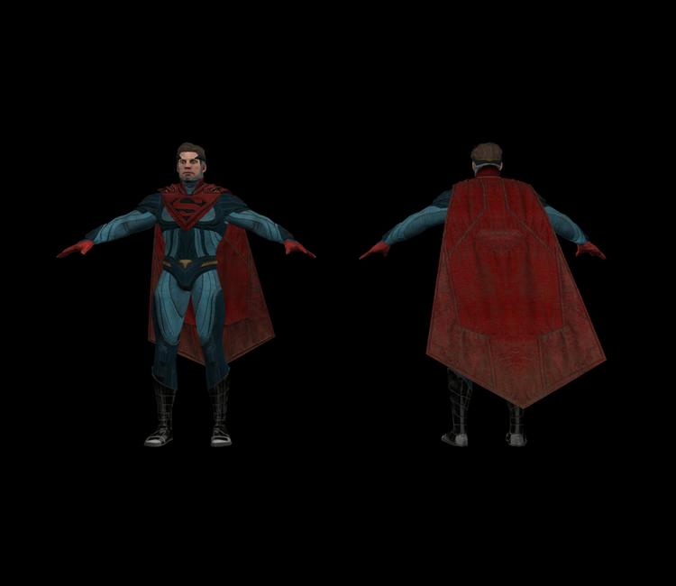 Mobile - Injustice: Gods Among Us - Superman (Injustice 2