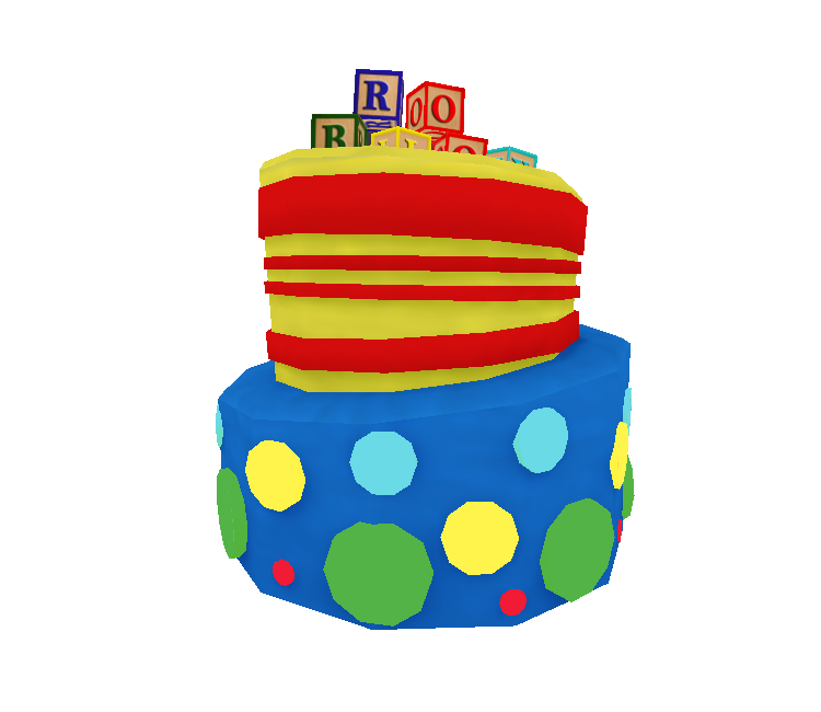 Birthday Cake And Hat Icons