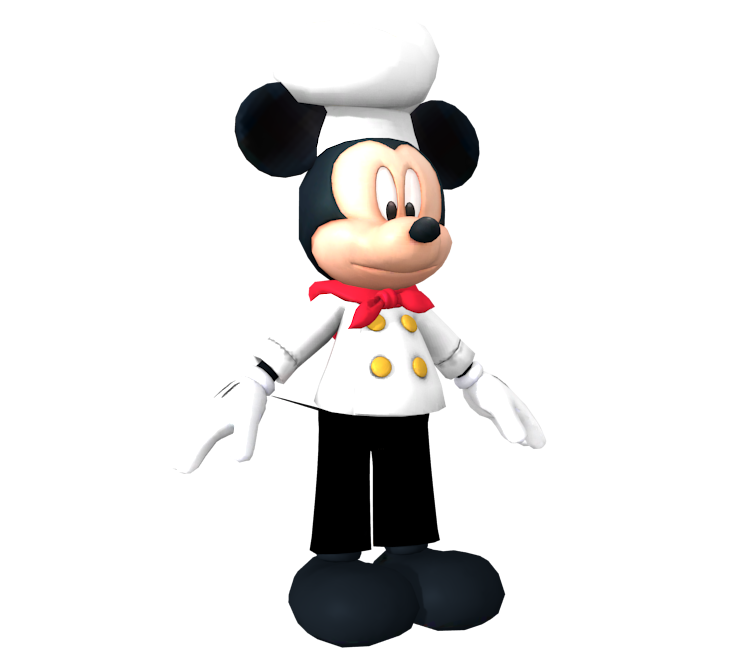 Mobile - Disney Dream Treats - Mickey Mouse - The Models