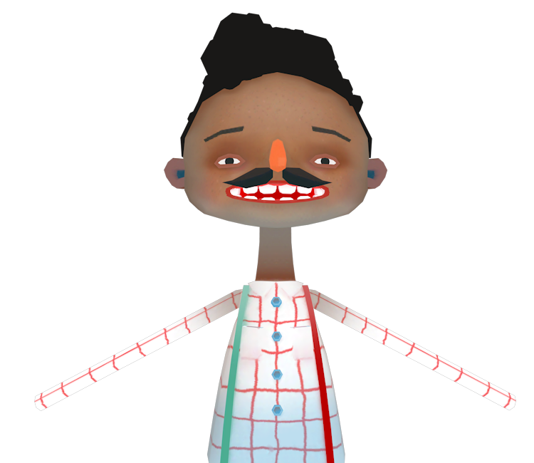 Mobile - Toca Kitchen 2 - Boy - The Models Resource