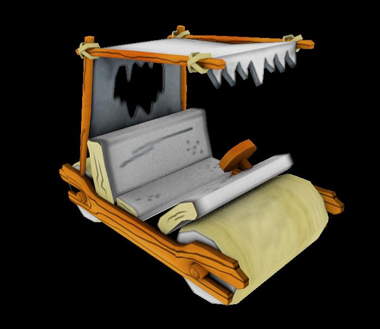 pc computer roblox flintstones car the models resource. Black Bedroom Furniture Sets. Home Design Ideas