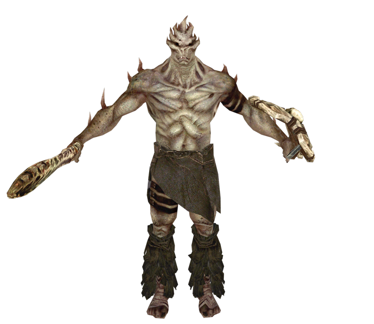 Mobile - Infinity Blade - Marrow Fiend - The Models Resource