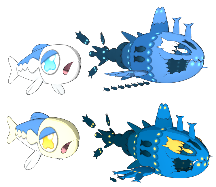 Wishiwashi Pokemon Images | Pokemon Images Ultra Ball Sprite