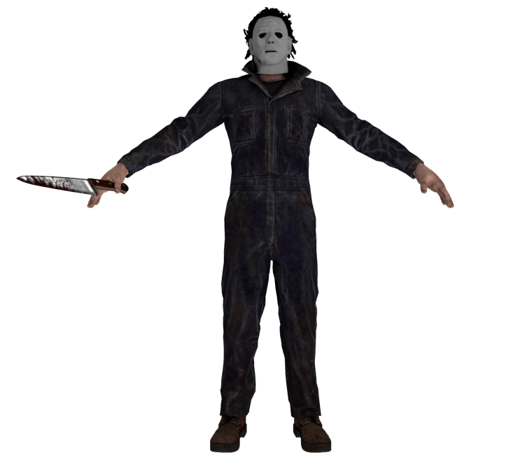 PC / Computer - Dead by Daylight - The Shape - The Models Resource