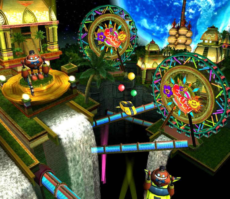 Scratch Studio - Sonic Colors Music