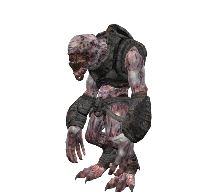 Xbox 360 Gears Of War Wretch The Models Resource