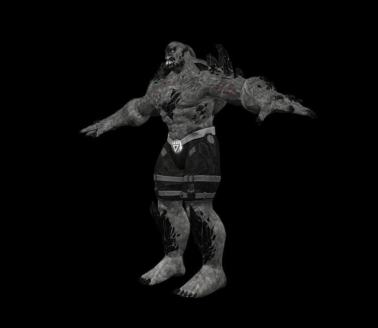 Mobile - Injustice: Gods Among Us - Doomsday (Blackest