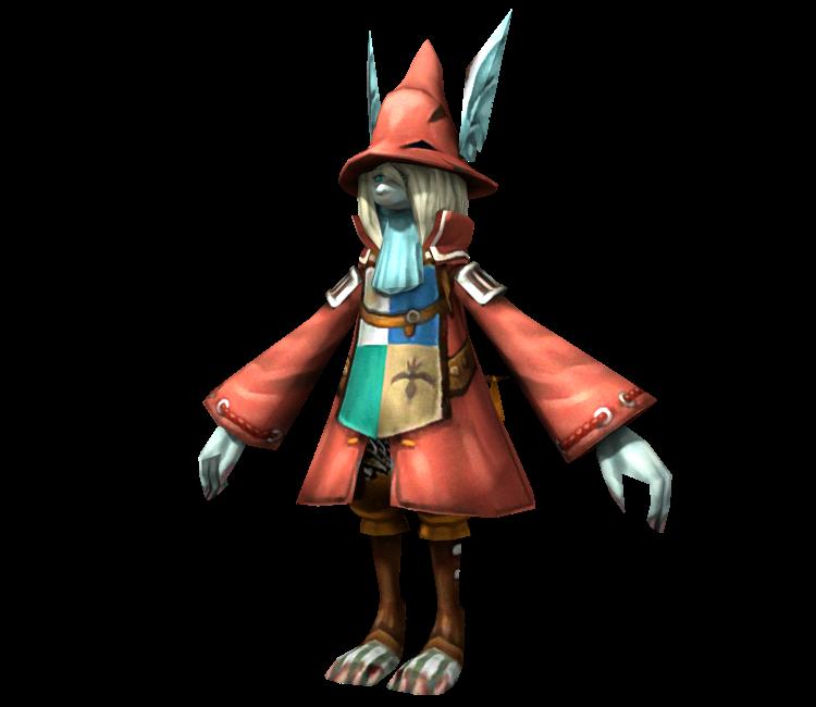 PC / Computer - Final Fantasy 9 - Freya - The Models Resource
