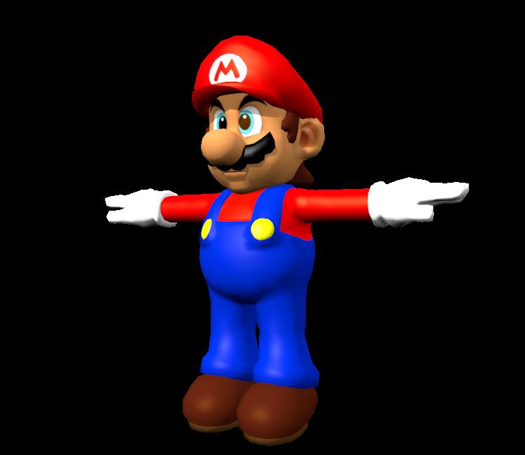Custom / Edited - Mario Customs - Mario (N64 Era) - The