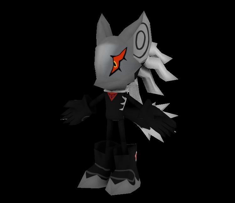 Custom Edited Sonic The Hedgehog Customs Infinite Low Poly The Models Resource