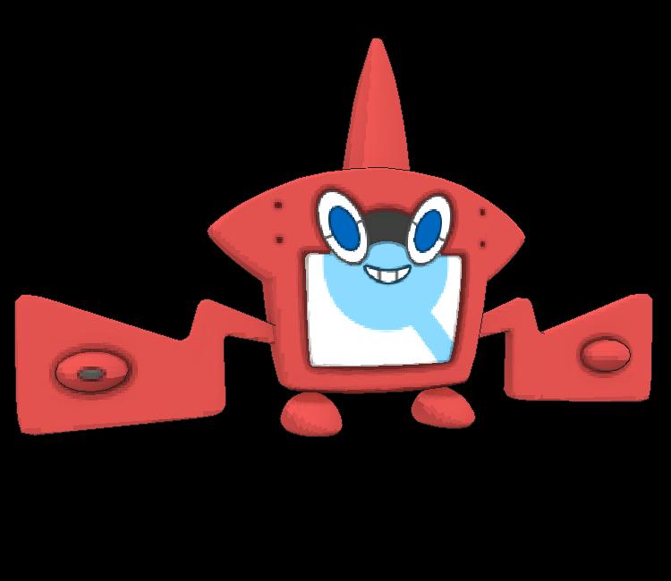 3DS - Pokémon Ultra Sun / Ultra Moon - Rotom Pokédex - The