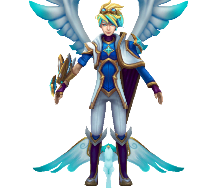 Pc Computer League Of Legends Ezreal Star Guardian B The