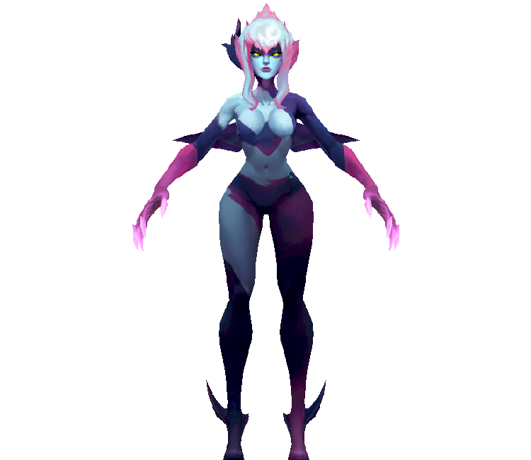 Pc Computer League Of Legends Evelynn V2 The Models Resource