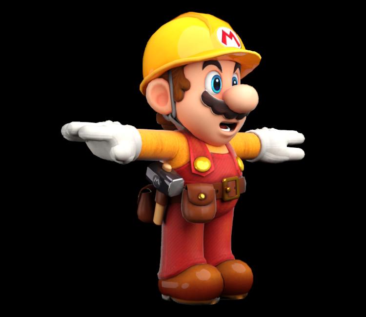 Nintendo Switch Super Mario Odyssey Mario Builder The Models