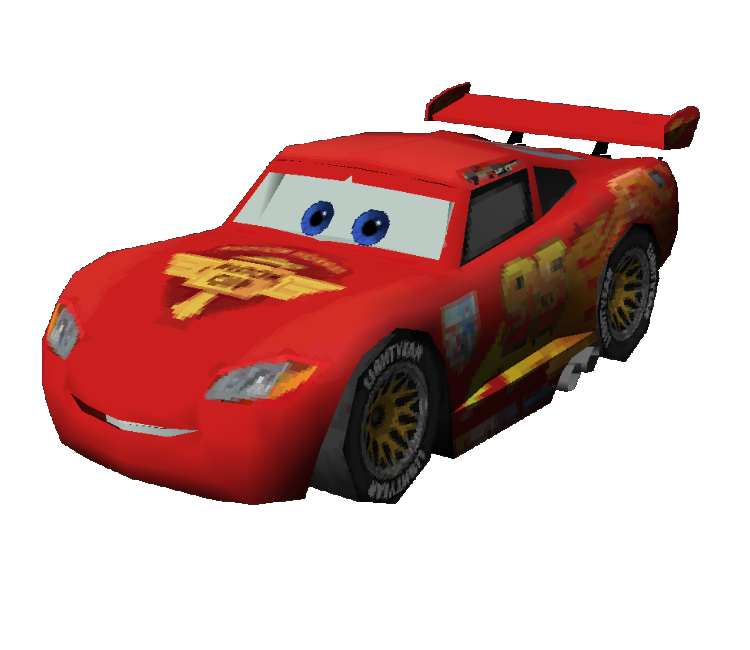 Ds Dsi Cars 2 Lightning Mcqueen The Models Resource