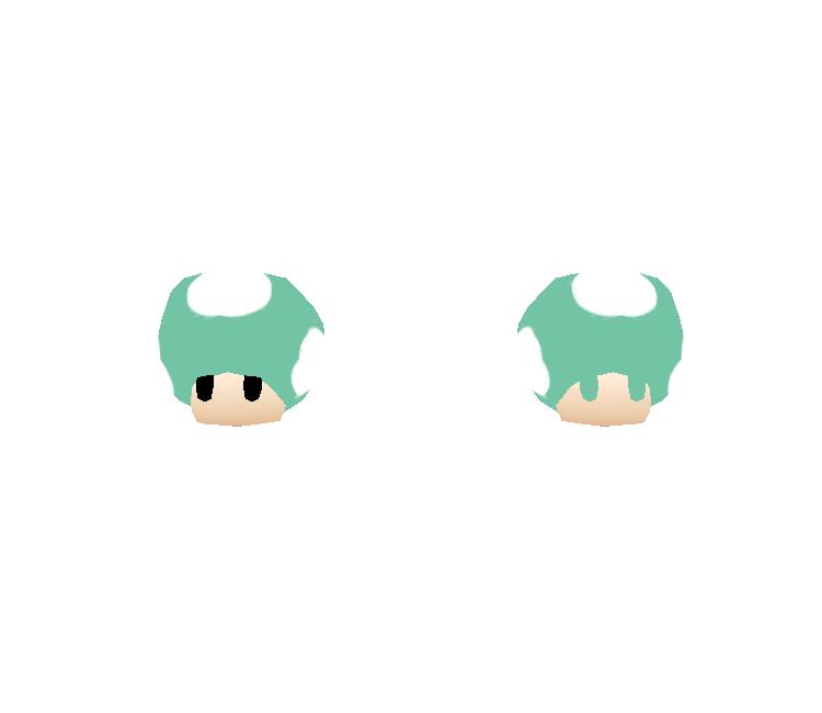 GameCube - Mario Party 4 - Mega Mushrooms - The Models Resource