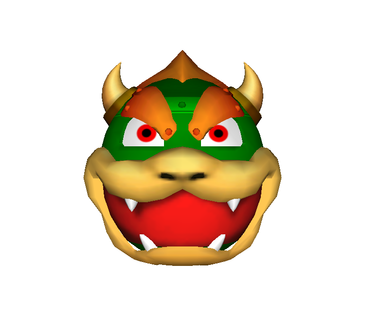 Gamecube Mario Party 4 Bowser Bomb The Models Resource