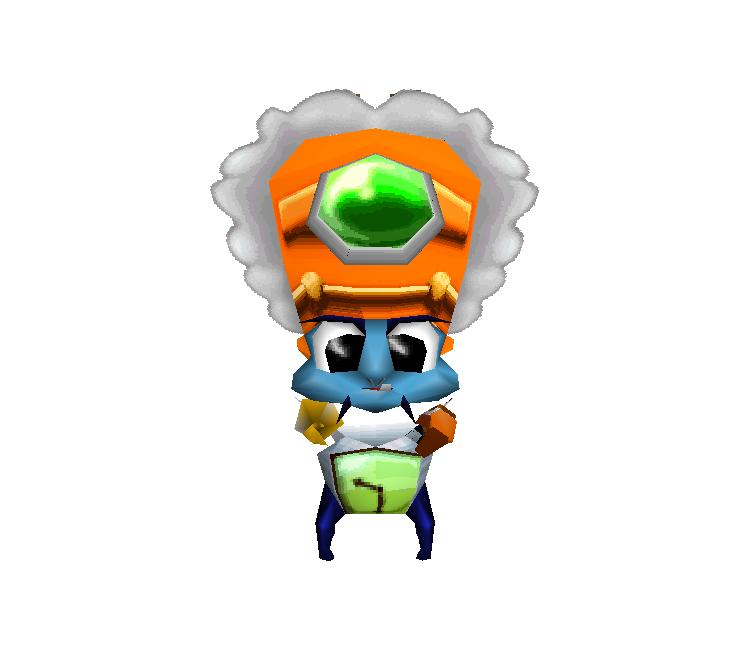 PlayStation - Crash Bandicoot: Warped - Baby N  Tropy - The