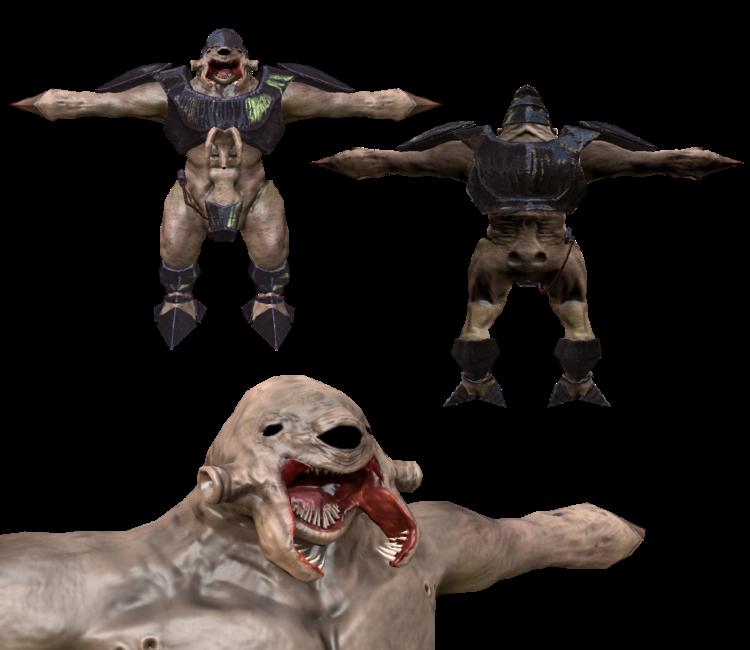 Custom / Edited - Half-Life Customs - Alien Grunt (Half ...