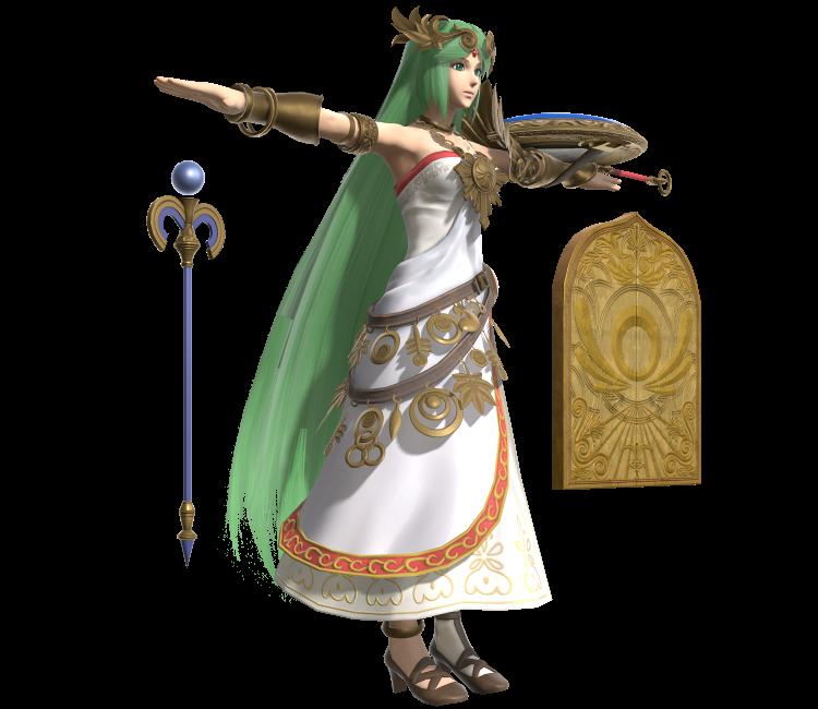 Nintendo Switch - Super Smash Bros  Ultimate - Palutena