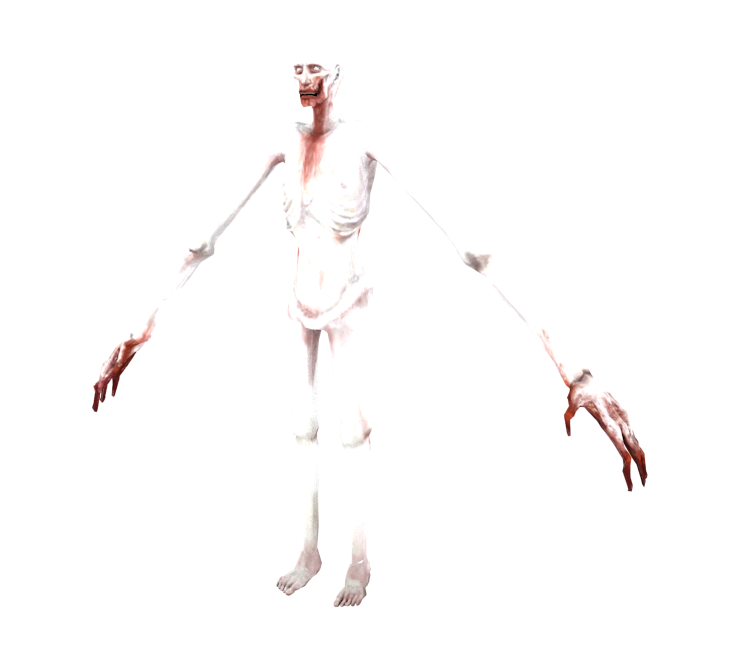 Pc Computer Scp Containment Breach Scp 096 The Models Resource