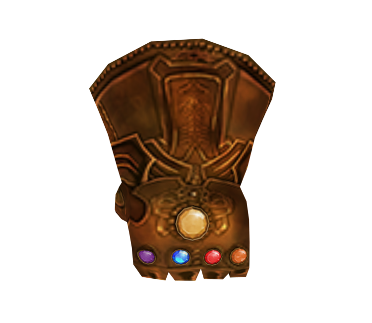 Pc Computer Roblox Infinity Gauntlet The Models Resource
