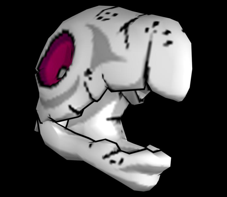 Amosfun 2 Pcs Halloween Dashboard Toys Solar Powered ... |Skull Puzzle Bobble