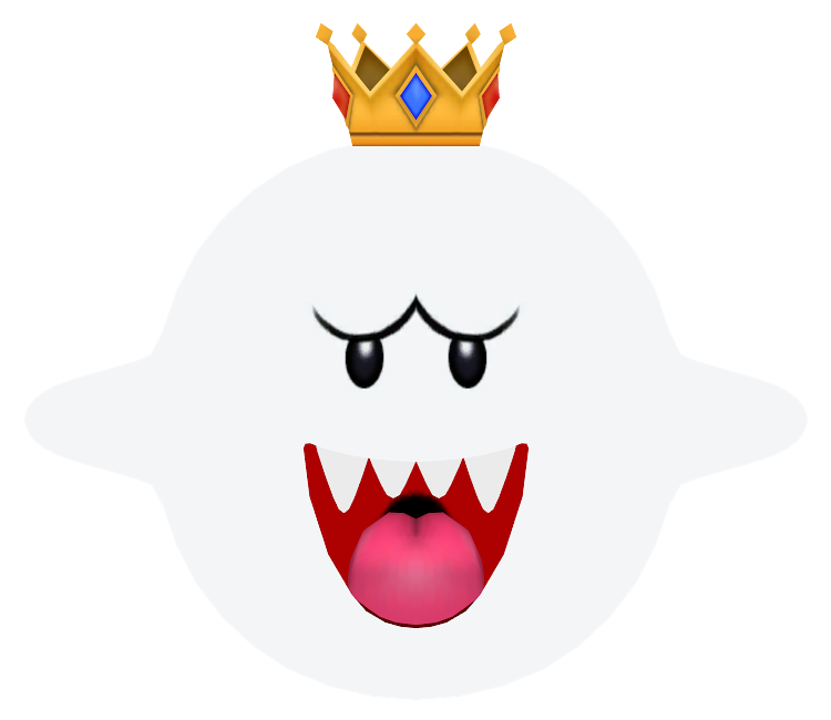 wii mario party 9 king boo the models resource
