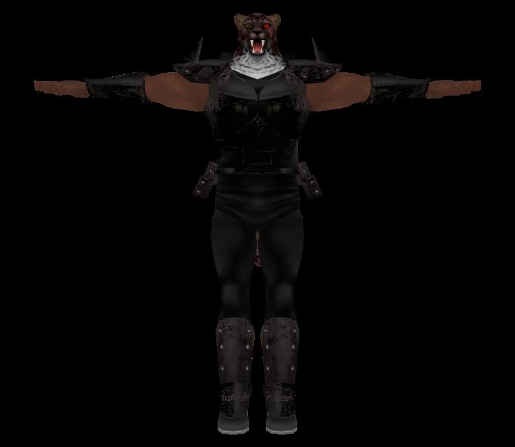 Playstation 2 Tekken Tag Tournament Armor King The Models