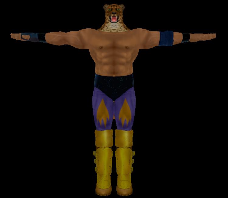 Playstation 2 Tekken Tag Tournament King The Models Resource