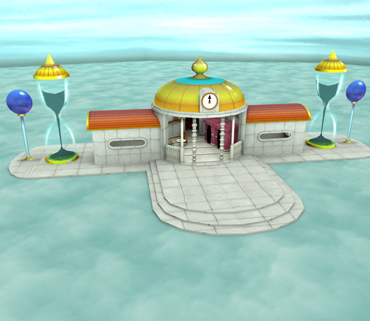 Gamecube Dragon Ball Z Budokai 2 Hyperbolic Time Chamber The Models Resource